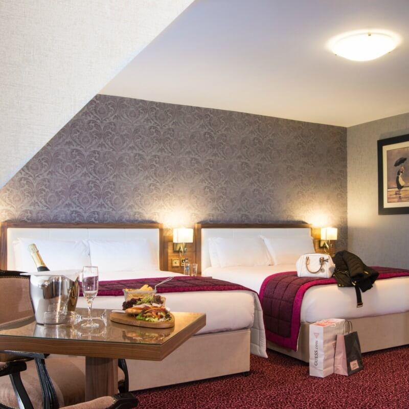 Executive suites at the 4 star Great Northern Hotel Bundoran, Co. Donegal